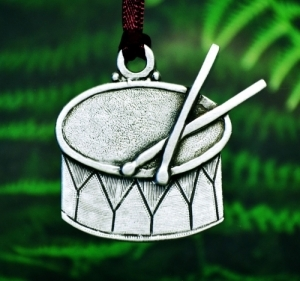 Little Drummer Boy Christmas Ornament