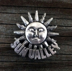 Sun Valley Idaho Pin