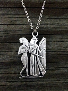 Egyptian Musician Necklace